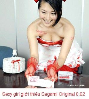 Sagami là tập đoàn sản xuất bao cao su lâu đời và lớn nhất Nhật Bản