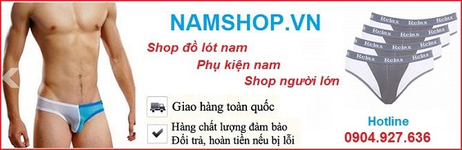 Shop người lớn, đồ lót nam, phụ kiện nam Hà Nội