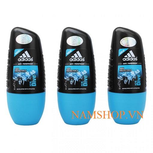 Lăn khử mùi dưới cánh tay Adidas