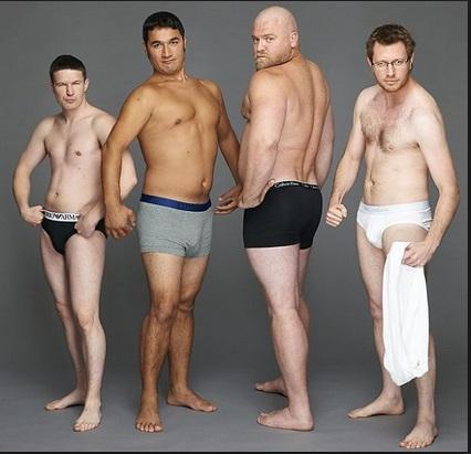 Quần lót nam cho người béo bụng