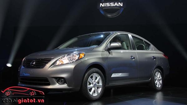Nissan Sunny mới