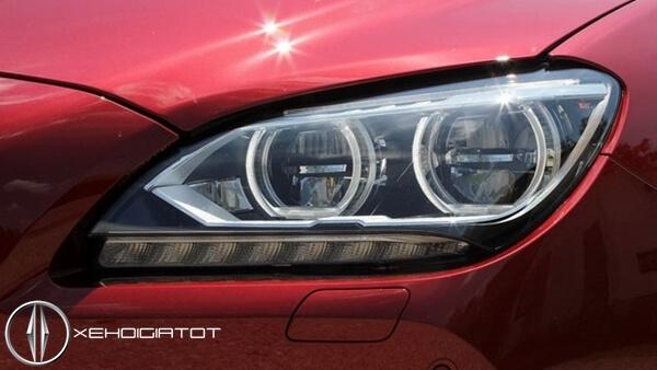 đèn pha xe ô tô