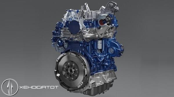 động cơ xe Ford Ecoblue