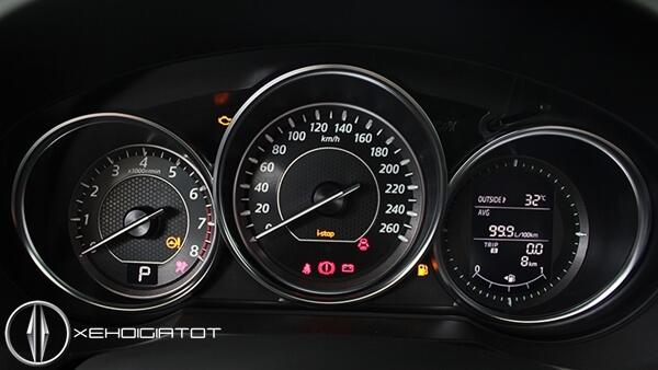 đồng hồ kiểm tra lỗi xe ô tô