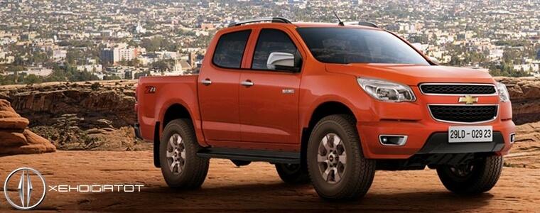 giảm giá khi mua xe Chevrolet tháng 6/2016