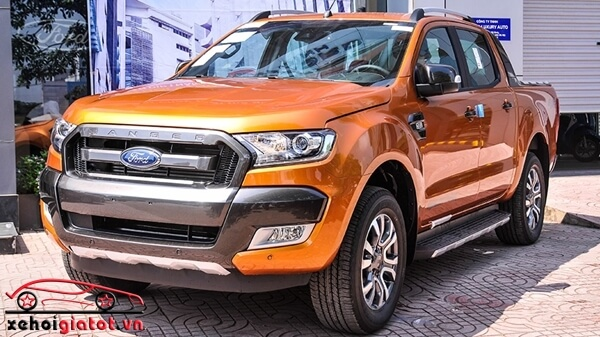 Ford Ranger Wildtrak 2.2 AT 4x4