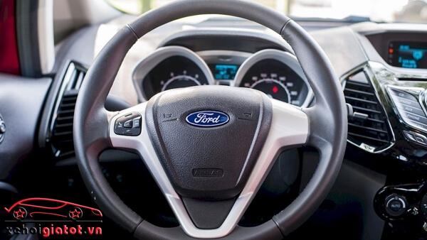 Vô lăng xe Ford EcoSport Titanium Black