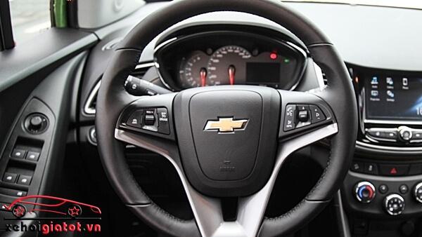 Vô lăng xe Chevrolet Trax LT
