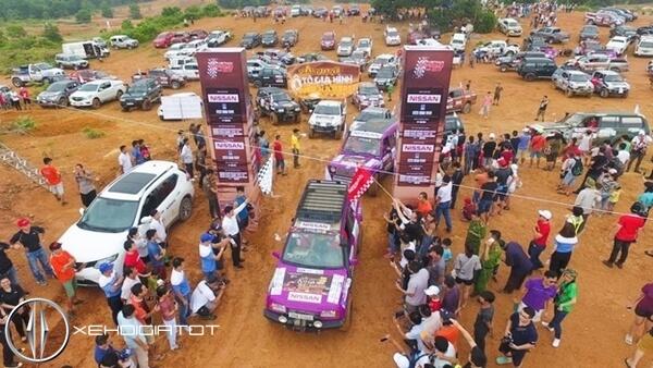 Giải đua xe ô tô địa hình Việt Nam
