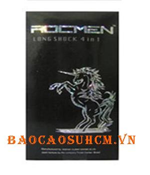 Bao Cao Su Rocmen 4 in 1