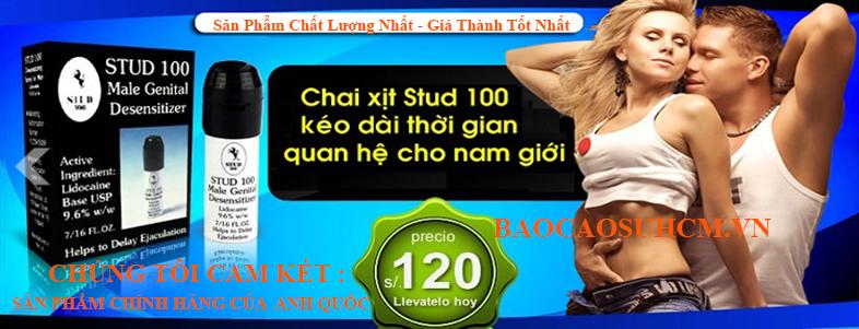 Stud 100 Chính Hãng