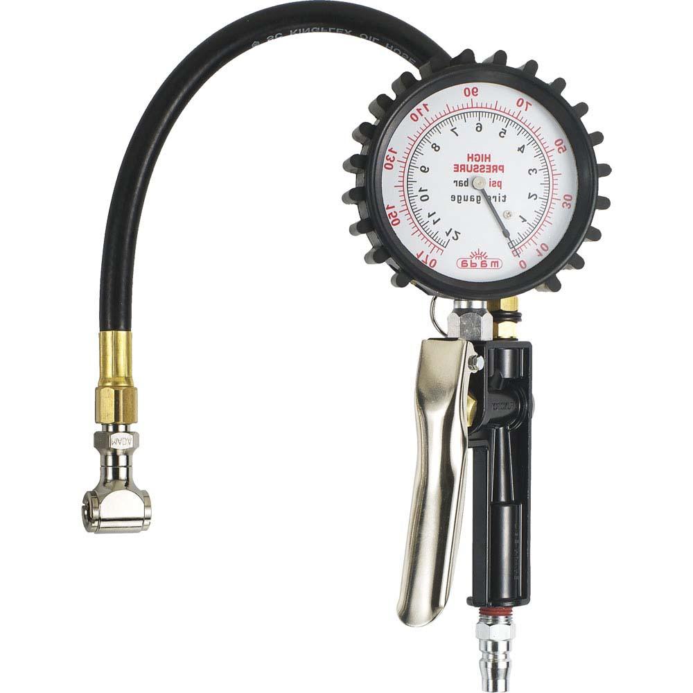 Đồng hồ đo và bơm lốp xe máy 17002-1