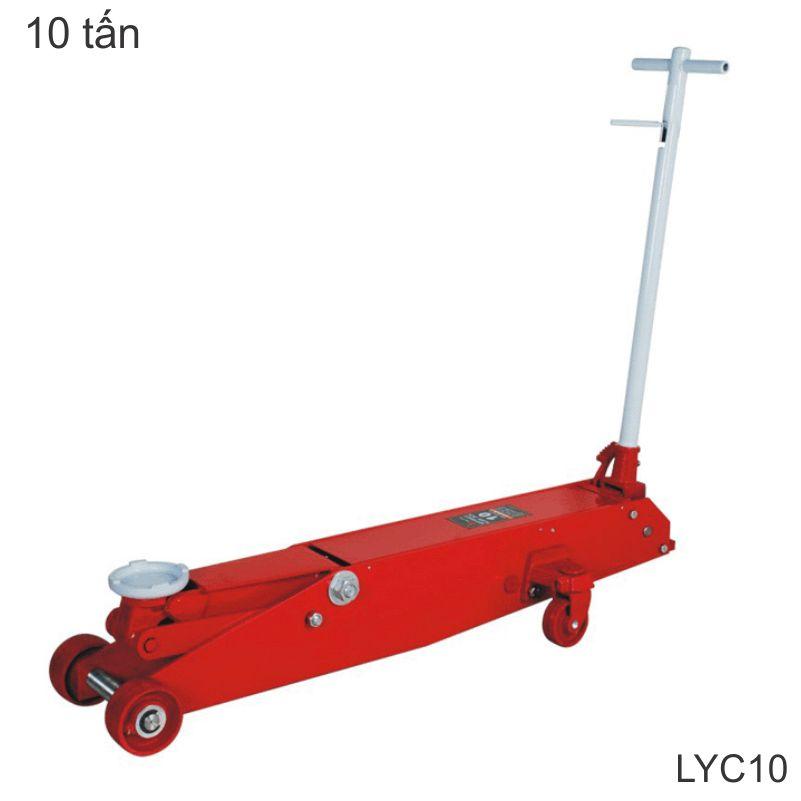 Kích cá sấu thân dài 10 tấn LYC10