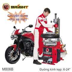 Máy ra vào lốp xe máy