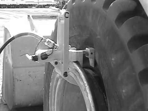 Thiết bị tháo tanh lốp cỡ lớn