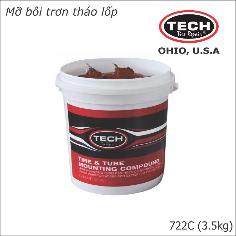 Mỡ bôi trơn hỗ trợ tháo lắp lốp TECH 722C