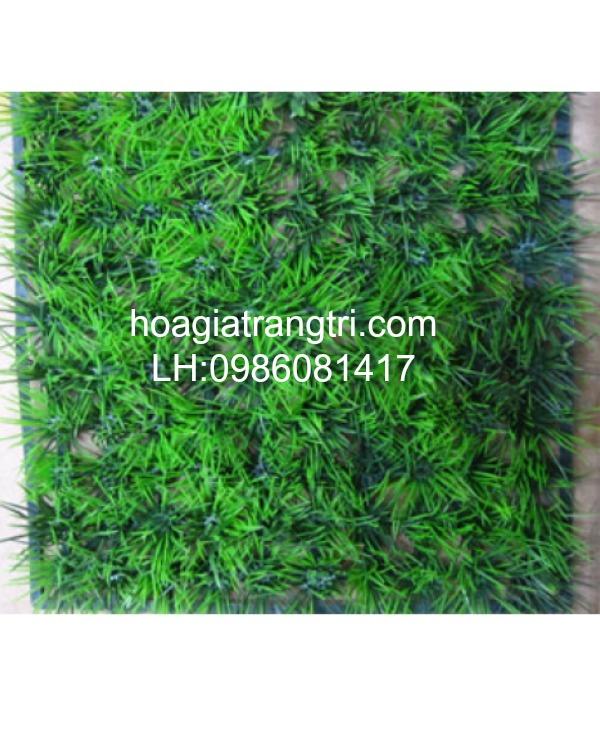 Thảm cỏ nhựa 2