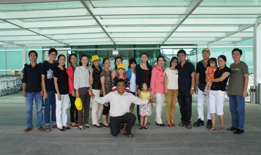 Tour Phú Quốc - Trường THCS Thạnh Mỹ Lợi Quận 2