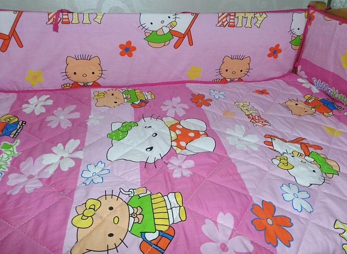 Quay cui hinh Hello Kitty