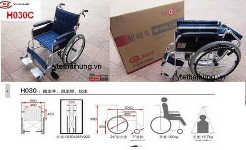 xe lan hop kim nhom Yuyue H030C