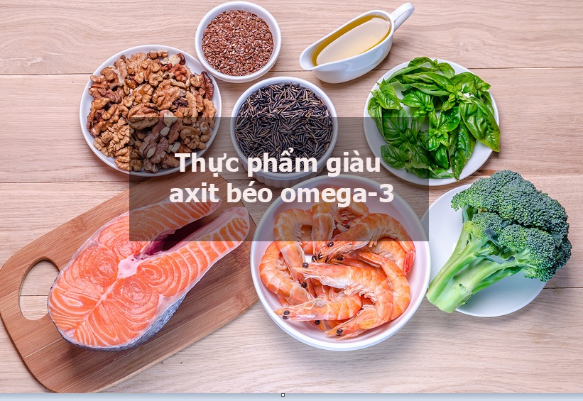 Image result for thực phẩm chứa Omega 3