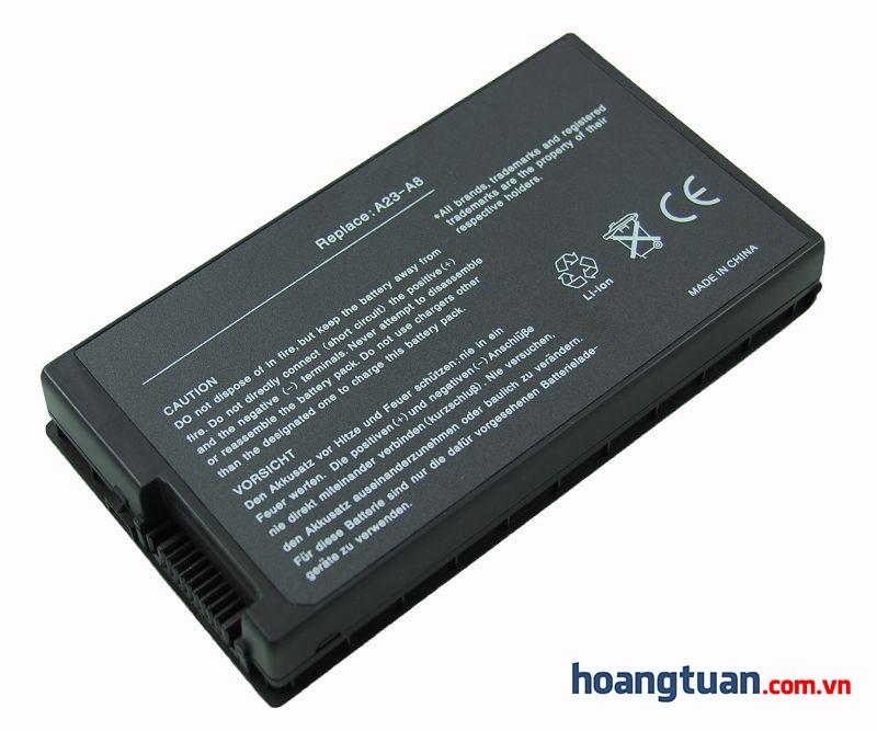 Pin Laptop ASUS A32-F80 F80A F80H X61 X61W