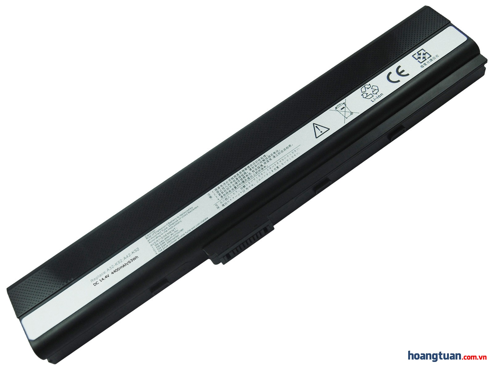 Pin laptop ASUS PR08C X42 X52 battery