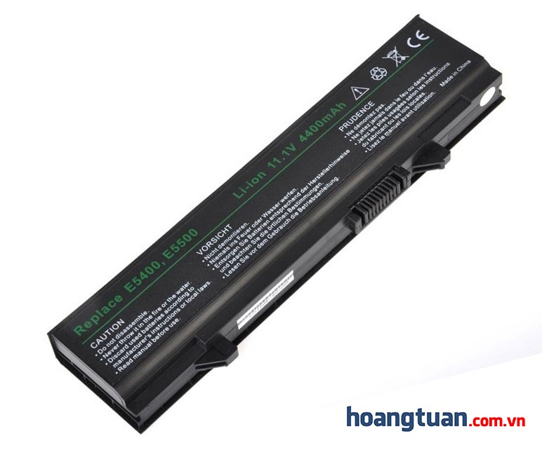 Pin laptop Dell Latitude E5400 E5500 E5410 E5510