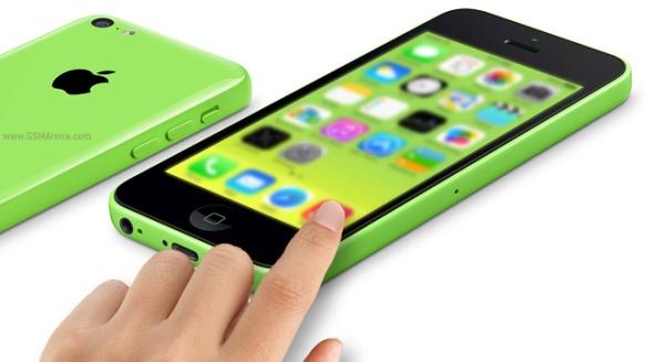 Thay mặt kính màn hình Iphone 5C