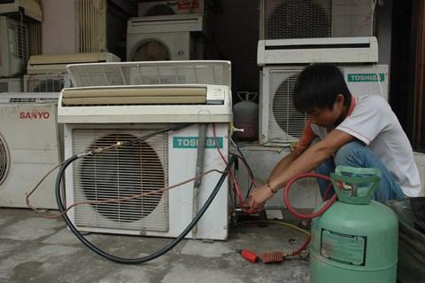 Phân biệt các loại gas điều hòa
