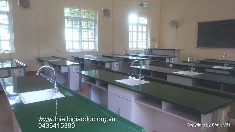 phòng học bộ môn hóa sinh