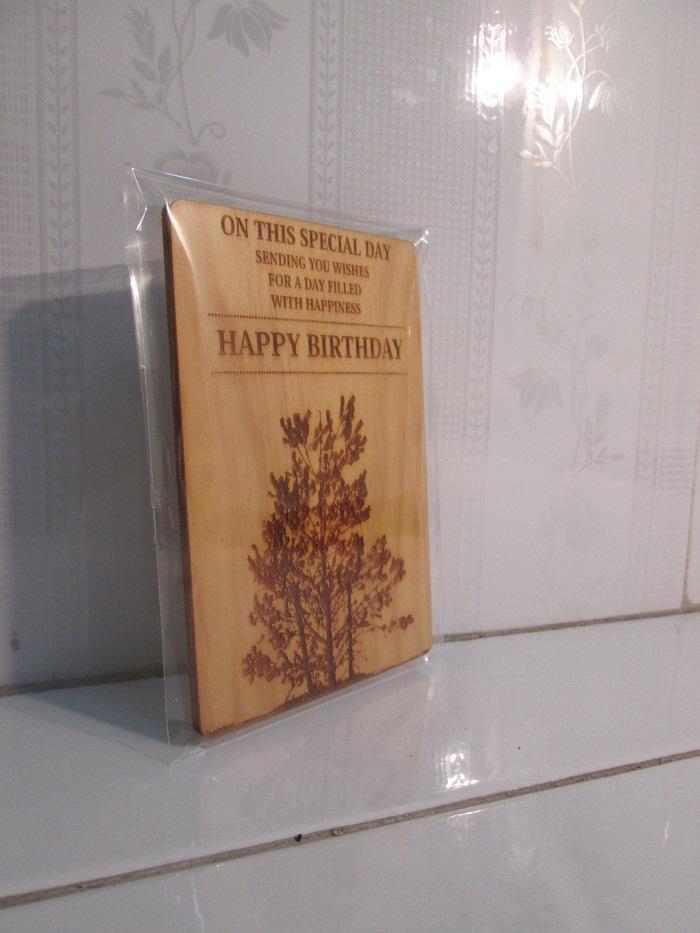 thiệp sinh nhật độc đáo