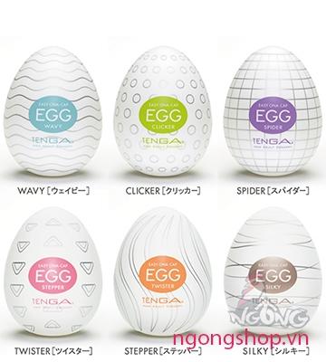 Trứng Tenga Nhật Bản các loại mùa 1