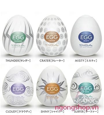 Trứng Tenga Nhật Bản các loại mùa 2