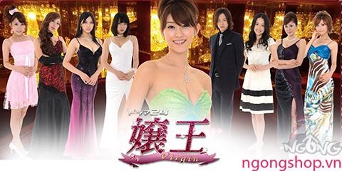 Phim 18+ Jyouou Virgin