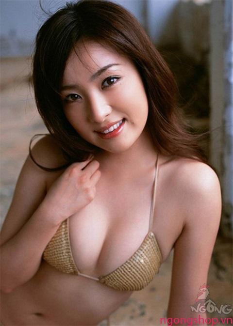Seto Saki sexy