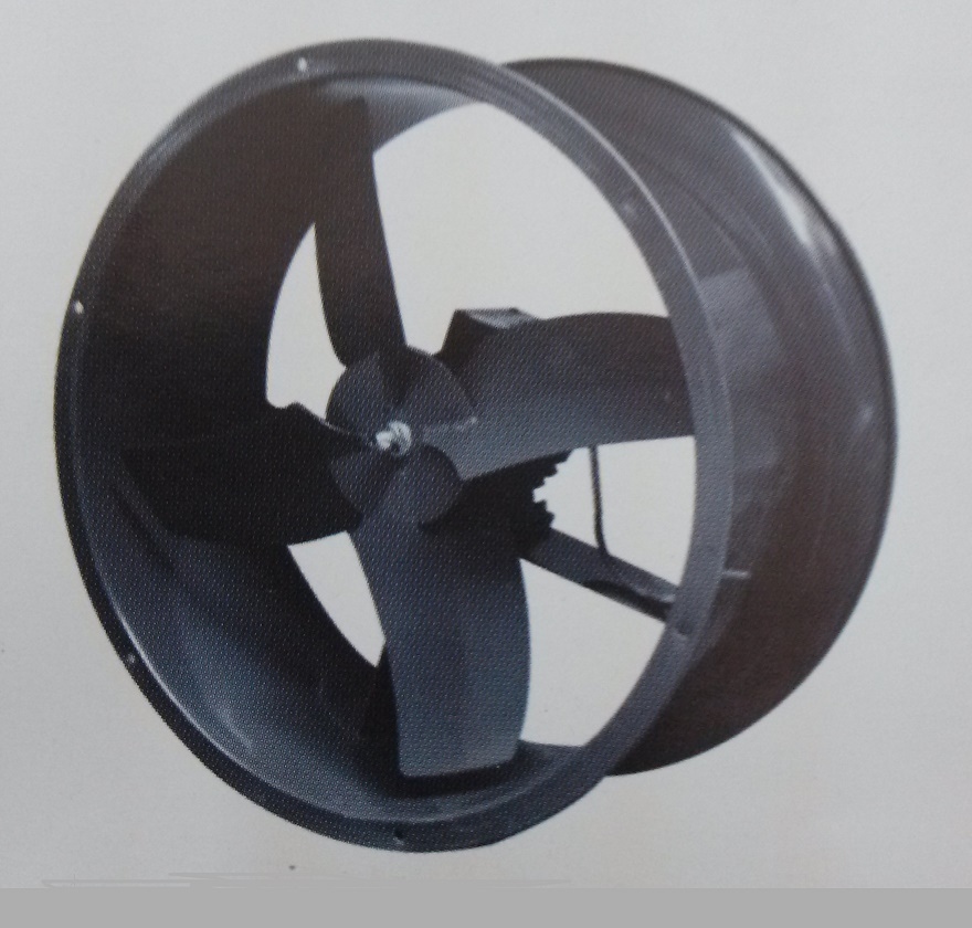 Quạt thông gió công nghiệp tròn Deton DFT 60-4T