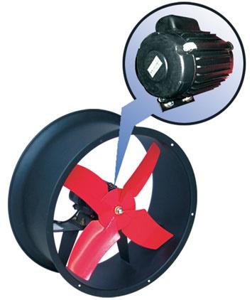 Quạt thông gió công nghiệp Komasu KM60 T/V/K