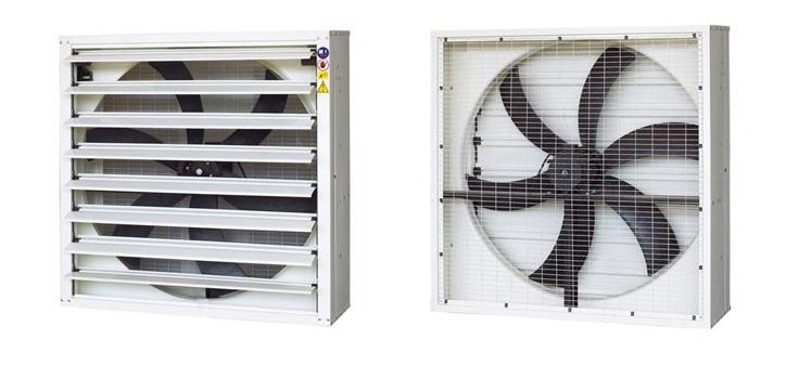 Quạt hút thông gió làm mát DHF-Z1