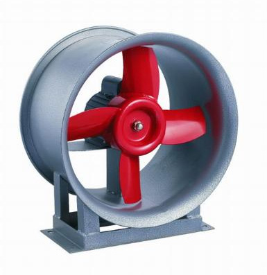 Quạt thông gió hướng trục DHF-T35 Axial Fan