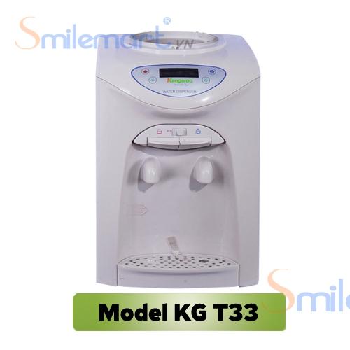 Cây nước nóng lạnh Kangaroo KG-T33 có giá tham khảo 1.450.000đ