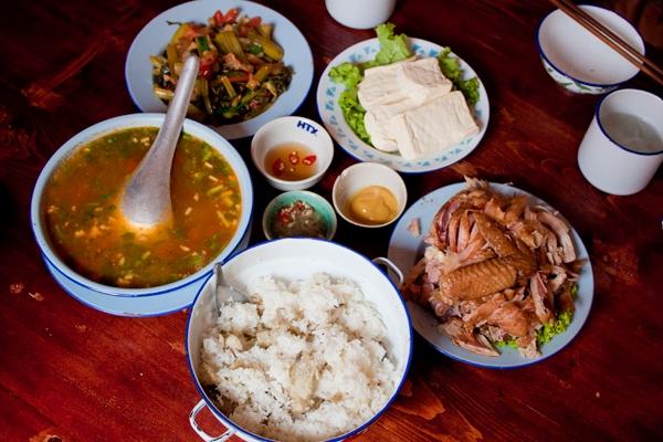 Chuẩn bị bữa cơm ngon cho gia đình bằng bộ nồi  Sunhouse JC-222