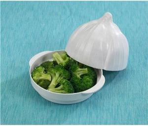 Luộc rau của quả trong lò mà không cần phải đổ nước
