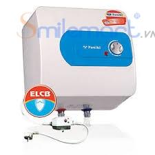 Bình nóng lạnh Funiki 30L HP30 được lắp đặt sẵn thiết bị chống giật ELCB