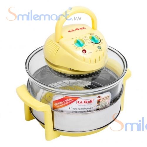 Lò nướng thủy tinh Gali GL-1100 có giá 1.250.000đ
