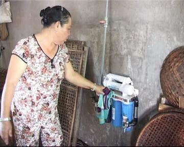 Máy lọc nước RO giá rẻ tràn ngập thị trường