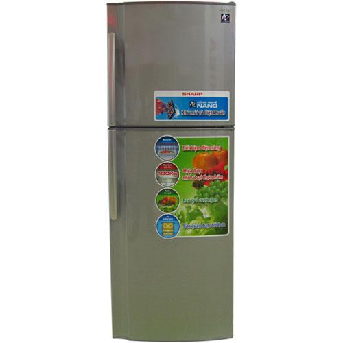 Tủ lạnh Sharp giá bình dân được rất nhiều gia đình Việt tin dùng