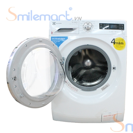 Dòng máy giặt cửa ngang được bảo hành lên tới 4 năm