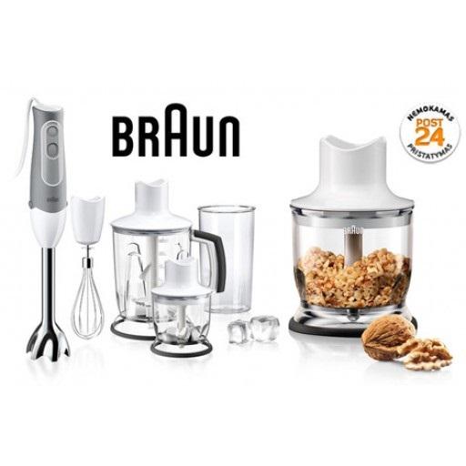Braun MQ-545 là dòng sản phẩm công nghệ cao