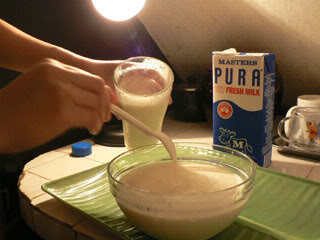Bạn nên pha sữa chua và sữa bột theo tỉ lệ chuẩn